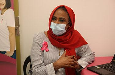 Bareen International Hospital partners with Tasheel Mussafah for Pink Month