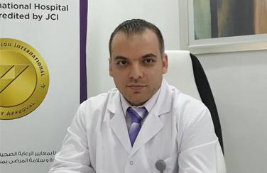 Bareen International Hospital conducts Facebook Live Q&A with Dr. Yamen Jammal, Specialist - Urology